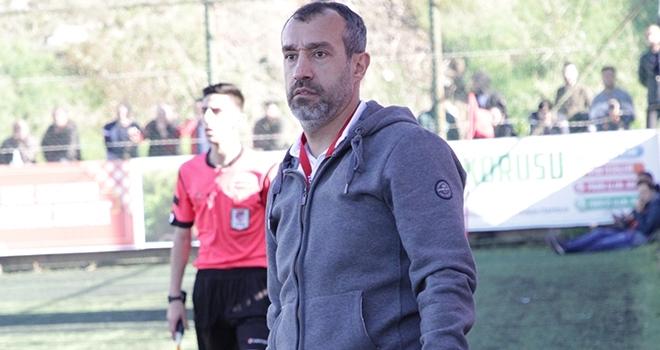 Çarşambaspor Teknik Sorumlusu Kenan Yelek: Doğrudan 3. Lig
