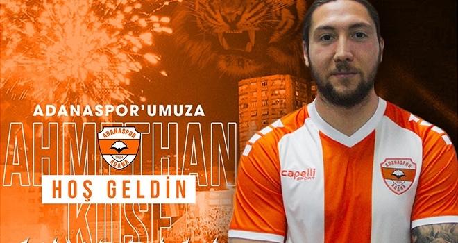 Ahmethan Köse resmen Adanaspor'da