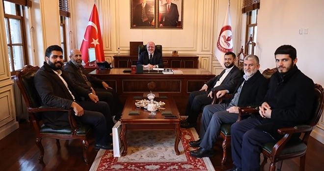 Samsun'da Filistin konferansı düzenlenecek
