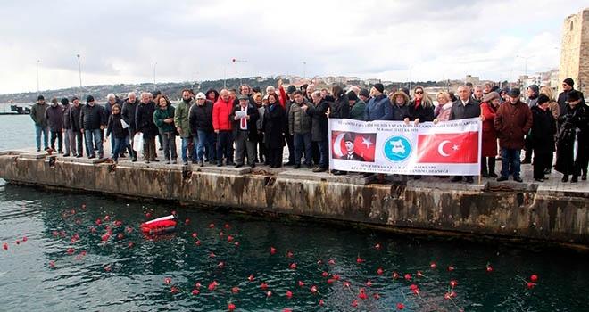 Sinop'ta mübadiller yad edildi