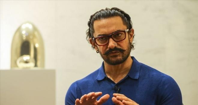 Aamir Khan, yeni filmi için Türkiye'ye geliyor
