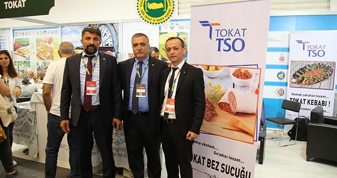 Tokat'ın tescilli ürünleri Ankara'da görücüye çıktı