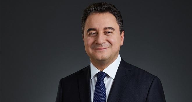 DEVA Partisi Genel Başkanı Ali Babacan Sahaya İniyor