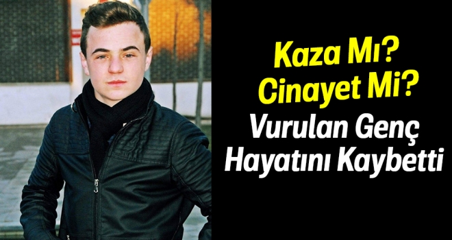 Samsun'da Düğün salonunda vurulan genç öldü