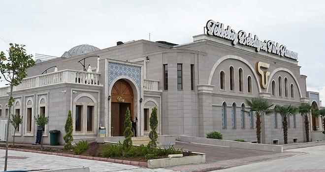 Tekkeköy Osmanlı Hamamı açıldı