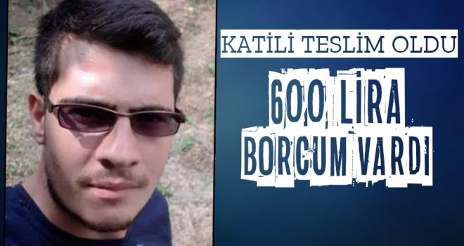 Samsun'daki Cinayetin Katili Teslim Oldu