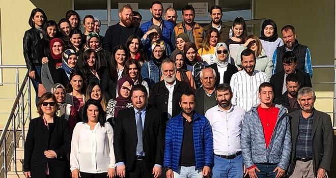Samsun'da Öğretmenlere engelli bireyler anlatılacak