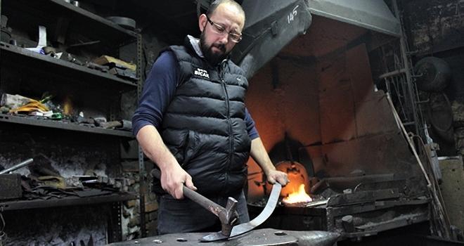 Tarihî diziler başladı, kılıç satışları patladı