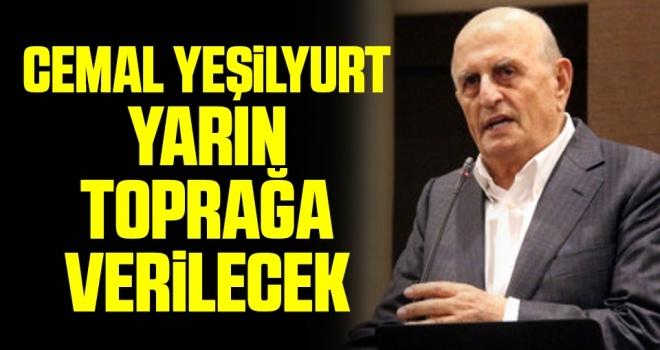 Samsun'un Sevilen İşadamı Cemal Yeşilyurt Trabzon'a Defnedilecek