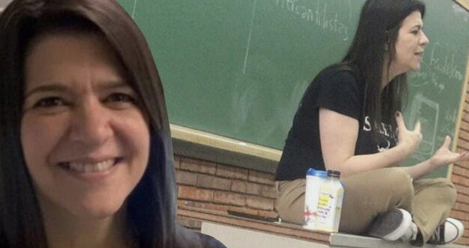 Profesör canlı yayında koronavirüsten öldü