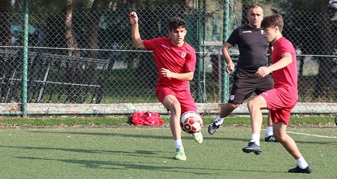 Samsunspor U17 Takımı Hazırlıklarını Tamamladı