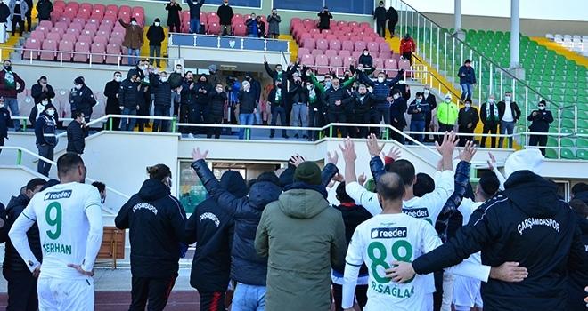 Çarşambaspor'da Bay Öncesi Kritik Maç