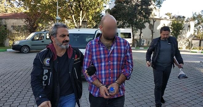 İran Uyruklu Şahıs Kaldığı Apart Otelde Eroinle Yakalandı