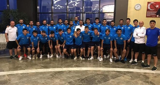 Fatsa Belediyespor 28 Oyuncu İle Anlaştı