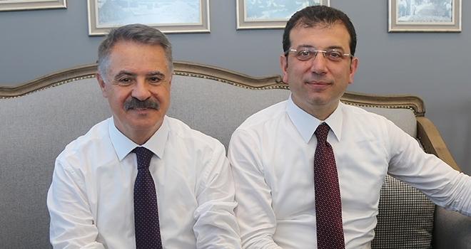 Ekrem İmamoğlu'ndan Samsun'a ve Cemil Deveci'ye Teşekkür