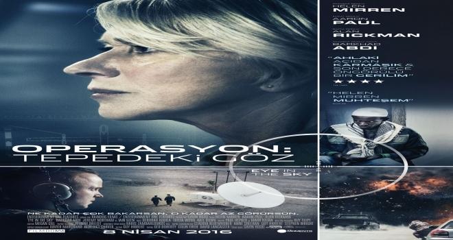 """""""Ölüm Emri"""" FilmBox HD ekranlarında seyircisiyle buluşuyor"""