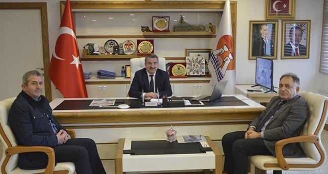 Başkan Özdemir: İlbank DestekleriÇok Önemli