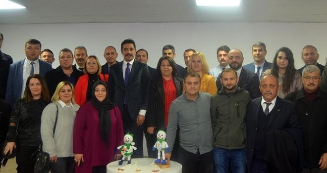 Ladik Belediye Başkanı Nurhan Özel : Arzumuz Ladik Halkının Projeye Sahip Çıkması