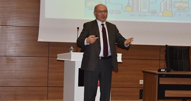 TEK Başkanı Prof. Dr. Kazdağlı, 'Sanayi ve toplum yeniden yapılanıyor'