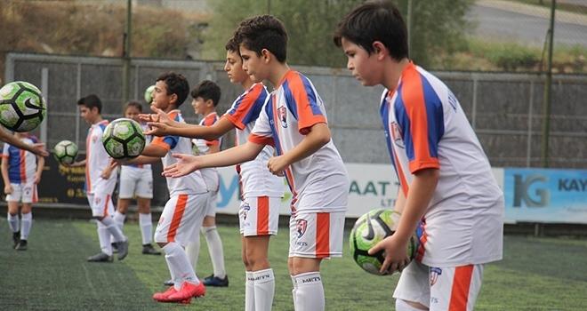 Atakum'un Sporcu Ordusu Tam Gaz