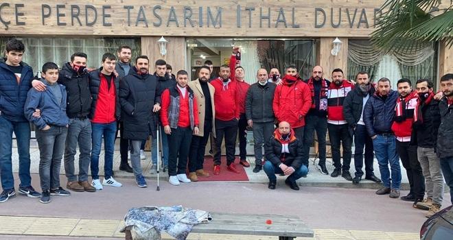 Samsunspor taraftarı 'Şimşekler Ailesi' proje hazırlığında
