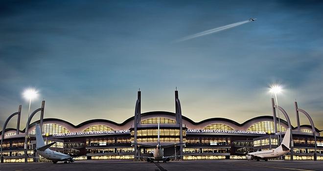Yılın En İyi Havalimanı İstanbul Sabiha Gökçen