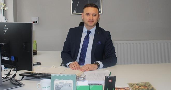 Şekerbank Ünye Şube Müdürü Turgay Aslantürk: Ünye'yi Şekerbank ısıtacak