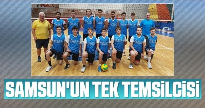 Samsun'un Tek Temsilcisi Samsun Voleybol Gençlik ve Spor Kulübü