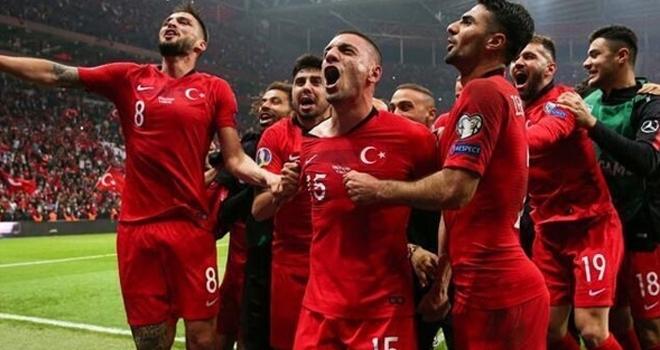 Türkiye Milli Takımı Pes Etmiyor!