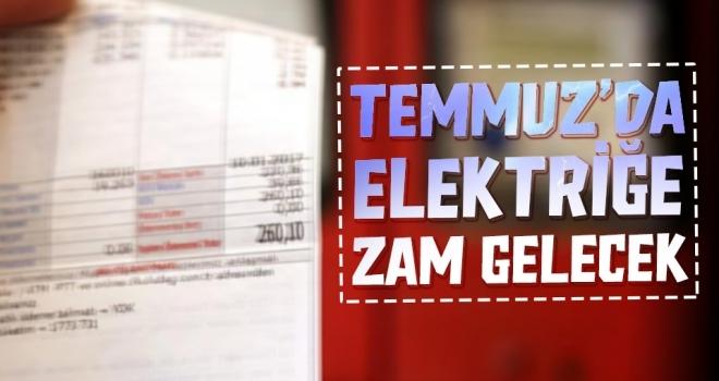 EMO: Temmuz'da Elektriğe Zam Gelecek