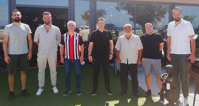 Samsunspor Basketbol'a bir sponsor daha