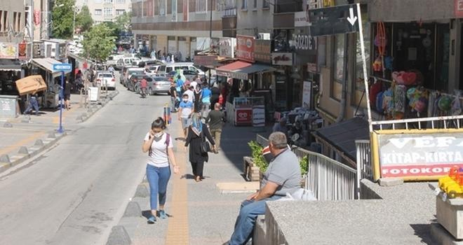 Çankırı'da maskesiz sokağa çıkmak yasaklandı