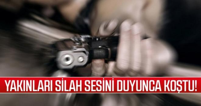Samsun'da Kazara kendini vuran şahıs ağır yaralandı