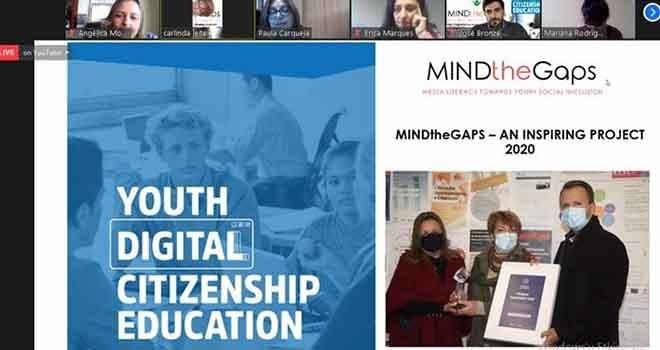 Gençlik Dijital Vatandaşlık Eğitimi El Kitabı yayında