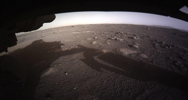NASA Perseverance'tan gelen Mars'ın yakın çekim fotoğraflarını yayımladı