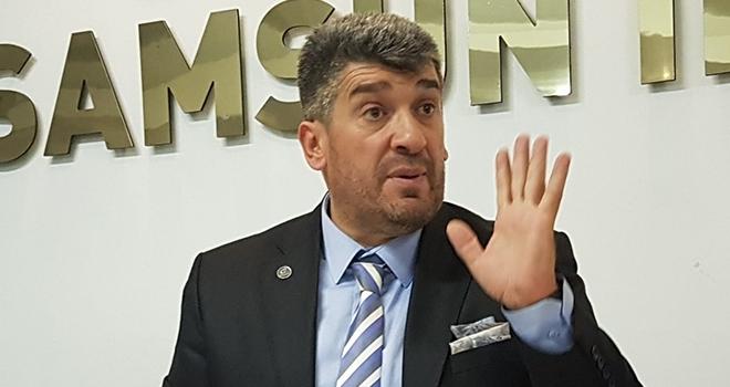 SP Samsun İl Başkanı Armutçu: Bal gibi ekonomik kriz var