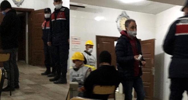 Somalı madenciler gözaltına alındı