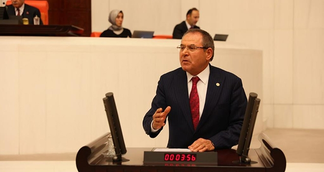 CHP Samsun Milletvekili Zeybek: Esnafı ve KOBİ'yiKoruyacak Adım Atın