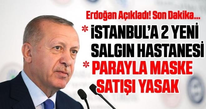 Son dakika: Kritik toplantı sonrası Cumhurbaşkanı Erdoğan'dan önemli açıklamalar