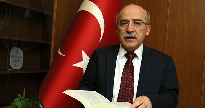 OMÜ Ziraat Fakültesi Dekanı Prof. Dr. Muharrem Özcan: 'Çöpe giden milyonlar var'