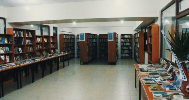 Çarşamba'ya kapsamlı kütüphane