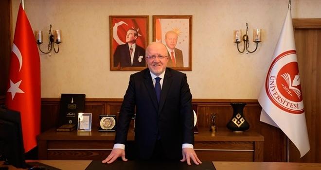 Rektör Aydın: Karabağ'da Yaşanan İşgale Son Verilmeli