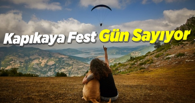 Samsun'da Kapıkaya FestGün Sayıyor