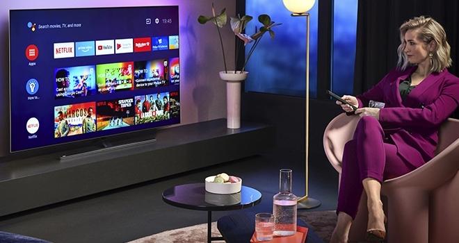 Yeni 800 Serisi Philips OLED TV Modelleri Temmuz Ayında Satışa Sunulacak