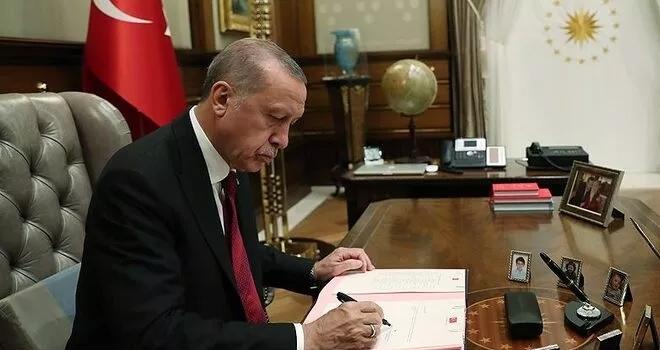 Cumhurbaşkanı Erdoğan imzaladı! Atama kararları Resmi Gazete'de (Yakup Moğul kimdir?)