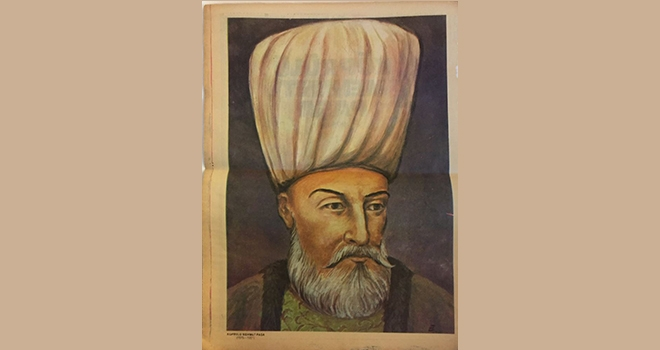 Vezirköprü'de Köprülü Mehmet Paşa anıldı