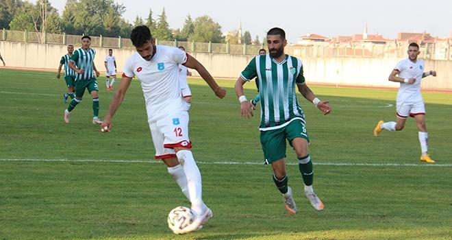 Çarşambaspor'da golcü oyuncu Serhan Yılmaz'ın Tedavisi Sürüyor