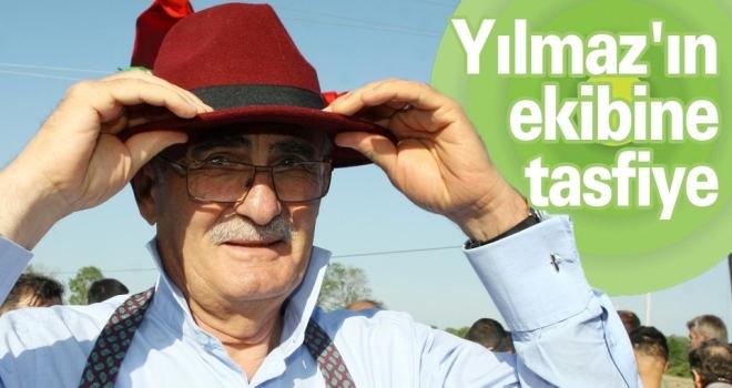 Başkan Mustafa Demir'den Eski Başkan Yusuf Ziya Yılmaz'ın Ekibine Tasfiye