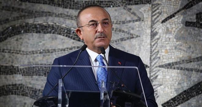 Bakan Çavuşoğlu: İki ayrı devlet olsak da yeri geldiği zaman tek devlet gibi davranırız