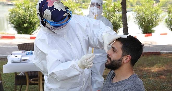 Samsunspor bugün korona virüs testinden geçecek